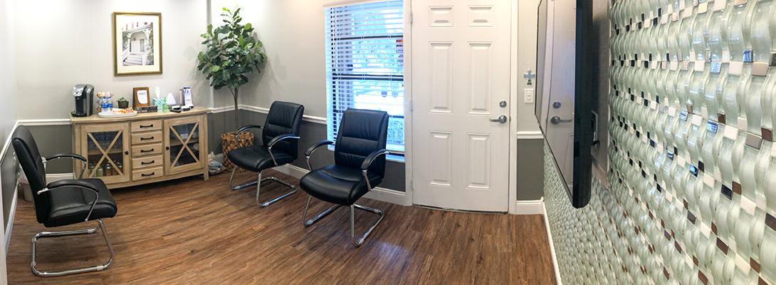 DPC waiting room